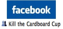 Kill the Cardboard Cup on Facebook