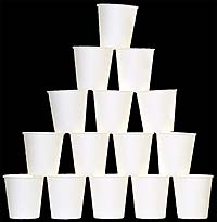Stack of Coffee Cups